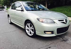 Only $3400 ! 2008 Mazda S Touring! Light Green Color for Sale in Takoma Park, MD