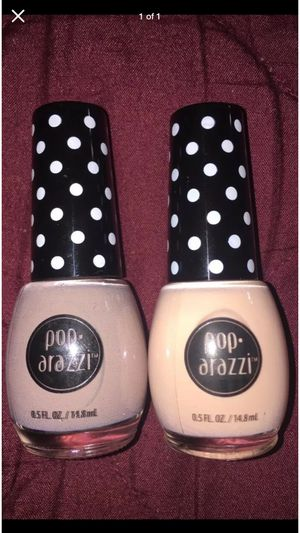 Lot Poparrazi Nail Polish .5 fl oz. • Sheer Here! & • Staying Up Slate for Sale in Pottsville, PA