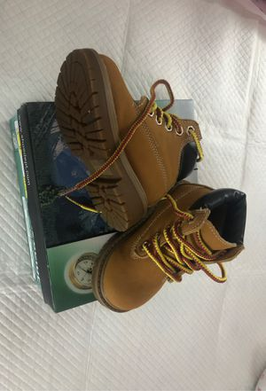 Boys work boots for Sale in Woonsocket, RI