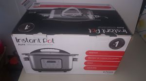Instant Pot 6qt Aura Multi Cooker for Sale in Corona, CA
