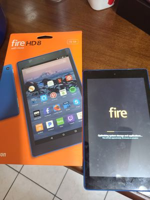 Kindle Fire HD8 for Sale in Anaheim, CA