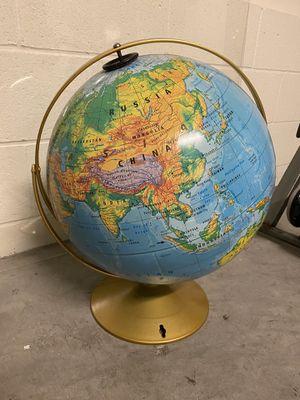 Vintage Globe for Sale in Los Angeles, CA