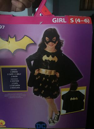 New BatGirl Costume for Sale in Minneapolis, MN