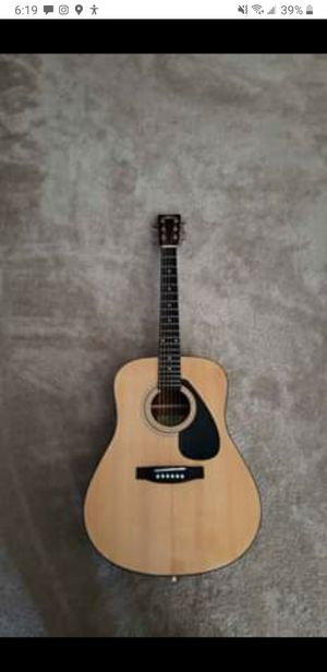 BRAND NEW YAMAHA GUITAR $100 for Sale in Pflugerville, TX