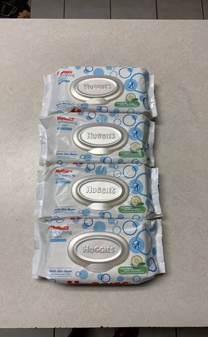 Huggies Wipes 4 for $5 for Sale in Grand Prairie, TX