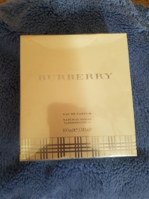 Perfume nuevo burberry para mujer 3.3 for Sale in Moreno Valley, CA