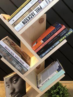 Custom Made To Order Wooden Bookshelf Tree for Sale in Long Beach,  CA