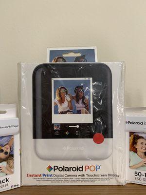 Polaroid POP Instant Print Digital Camera for Sale in Apopka, FL