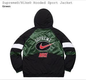 Supreme/Nike sport jacket for Sale in Bristol, CT