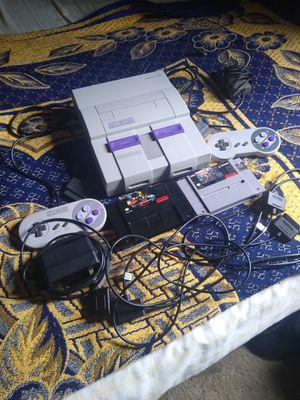 Super Nintendo for Sale in Edgewater, MD