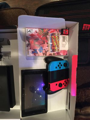 Nintendo switch never used for Sale in Arlington, TX