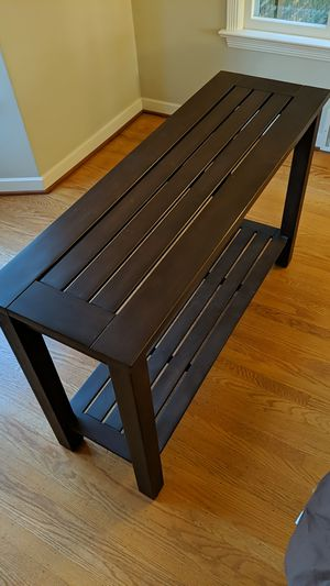 Pottery Barn Console table for Sale in Seattle, WA