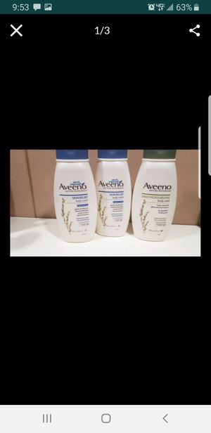 Aveeno bodywash for Sale in Pawtucket, RI