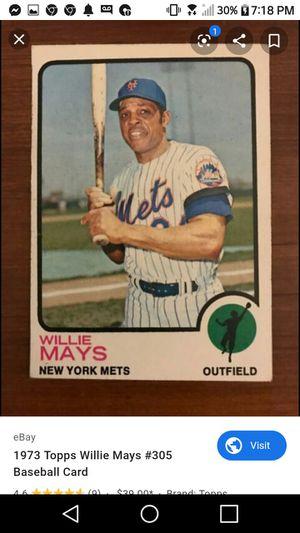 1973 baseball cards. for Sale in Mukilteo, WA