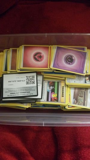Over 100 pokemon cards for Sale in Redmond, WA