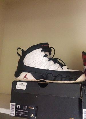 Air Jordan retro 9 for Sale in Silver Spring, MD
