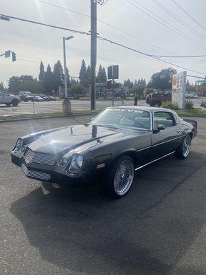PRICE DROP 1979 Chevrolet Camaro for Sale in Sacramento, CA