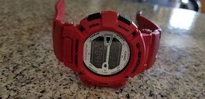Casio G-Shock mudman. Red-white for Sale, used for sale  Costa Mesa, CA