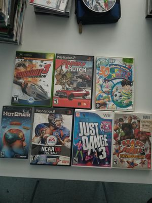 Video game lot for Sale in Chicago, IL