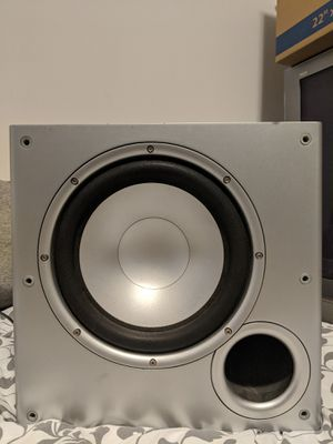 Polk Audio PSW10 self powered subwoofer for Sale in San Diego, CA
