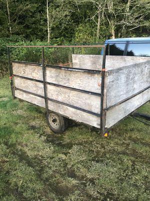 Utility trailer for Sale in Montesano, WA