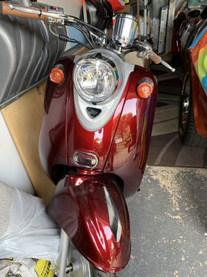 Ice bear 50cc moped for Sale