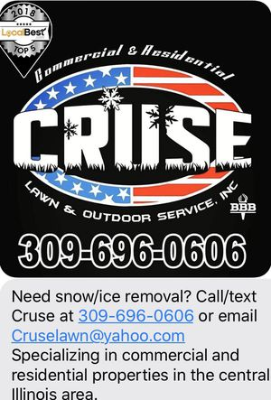 SNOW & ICE Removal!!!!🥶 for Sale in Creve Coeur, IL