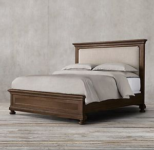St James King Bedroom Set from Restoration Hardware for Sale in Chicago, IL
