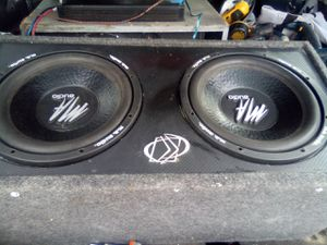 """12"""" ma audio subwoofers for Sale in Denver, CO"""