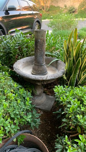 Fountain for Sale in Mission Viejo, CA