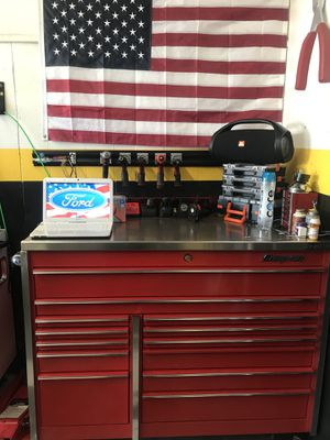 Snap on Tool Box for Sale in Riverside, CA