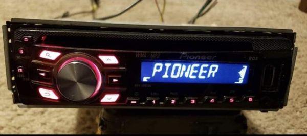 Vendo estéreo pioneer