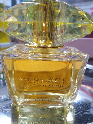 Versace Yellow Diamond 💯% Authentic for Sale in Peoria, AZ
