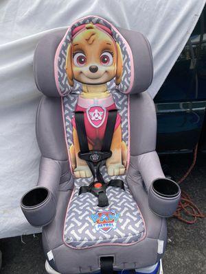 Paw patrol car seat for Sale in Riverside, CA