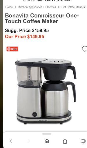 Boba it's 5 cup deluxe coffeemaker for Sale in Redlands, CA