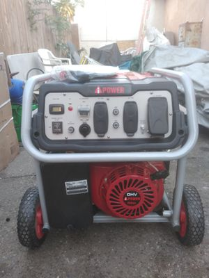 Generator 10,000w with electric start for Sale in Ontario, CA