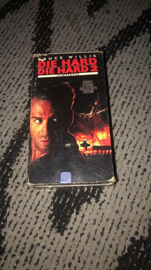 Die hard movie collection VHS for Sale in RANCHO SUEY, CA