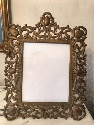 Antique Art Nouveau Ornate Frame for Sale in Plano, TX