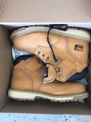Timberland Pro series steel toe working boots for Sale in San Marcos, CA