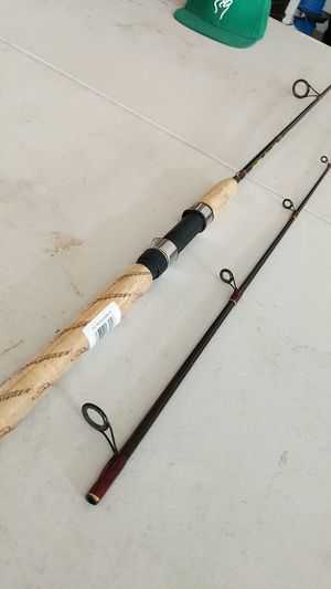 """New 6'.6"""" PFLUENGER TRION GX FISHING POLE for Sale in Albany, CA"""