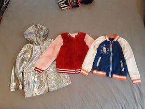 Girls Jackets Sizes 4-5 for Sale in Seekonk, MA