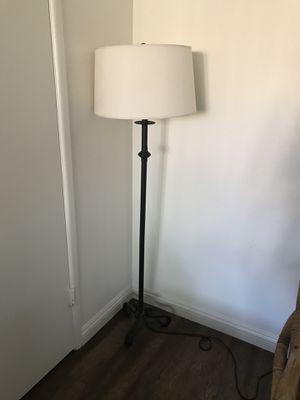 Antique floor lamp for Sale in Redlands, CA