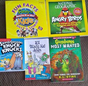 5 kids books $2 for Sale in Cuyahoga Falls, OH
