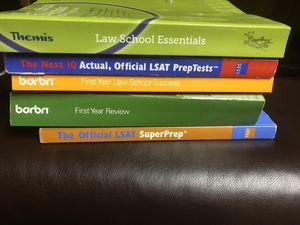 Law School Prep books for Sale in Detroit, MI