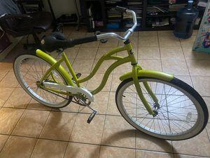 """Vendo bike 🚲 beach cruiser size """"26"""" de aluminio en perfecto estado en $125 for Sale in El Monte, CA"""