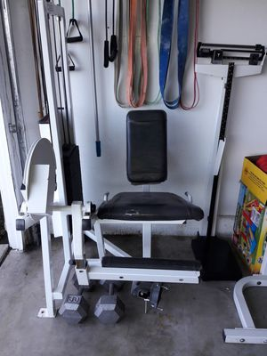 Exercise equipment for Sale in San Marcos, CA