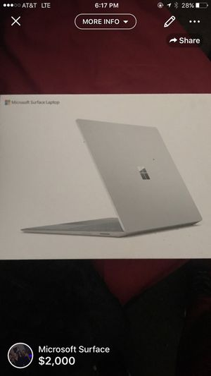 Microsoft Surface Pro with Mouse. Brand New for Sale in Philadelphia, PA