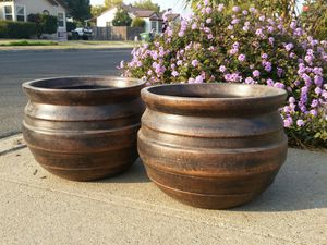 Flower Pots/ Planters for Sale in Sanger, CA