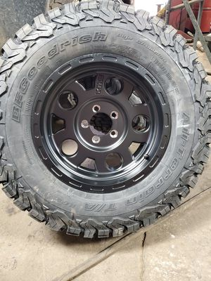 Brand new offroad wheels for Sale in Baltimore, MD