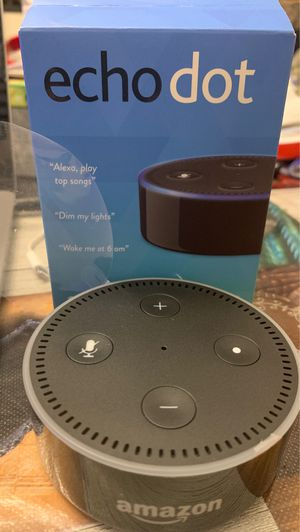 New Echo dot with free wall mount for Sale in Long Beach, CA